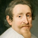 Portrait painting of Hugo Grotius